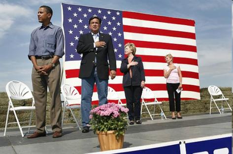Obama Flag 2007