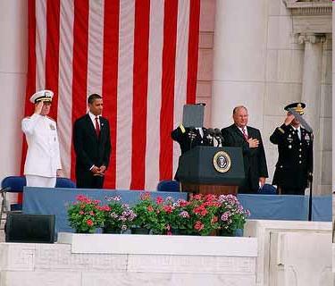 Obama Salute 2009